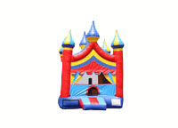 Inflatable Moon Walk Carnival Bounce House For Sale