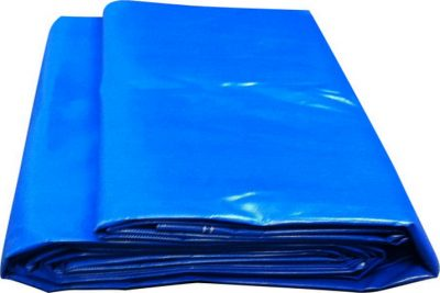 Heavy Duty Vinyl Ground Tarps with D Rings