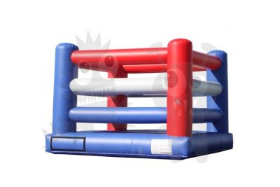 13' x 13' Inflatable Boxing Ring Sports with Gloves Commercial Inflatable For Sale