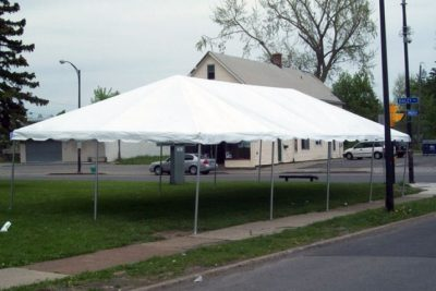 Classic Frame Tents Sun Cover