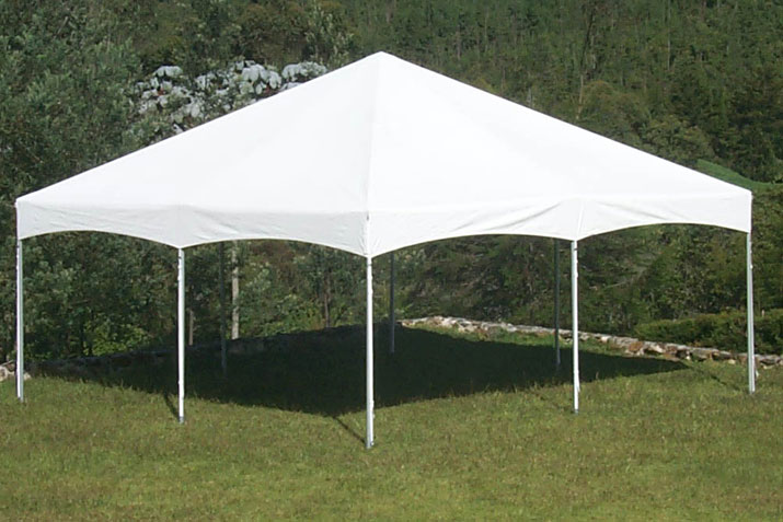 Commercial Grade Tension Frame Tents Sun Cover & Commercial Grade Tension Frame Tent u2013 Bounce Time Inflatables ...
