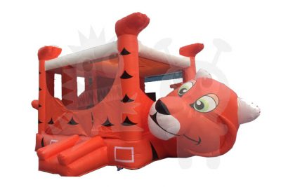 Tiger Belly Bounce House Commercial Inflatable For Sale