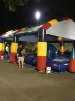 Inflatable Water Park Games and Toys Commercial Inflatable For Sale