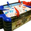 Multiplayer Inflatable Sports Air Hockey Game Commercial Inflatable For Sale