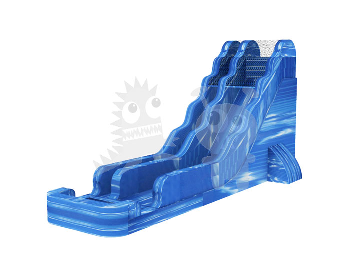 Wat Crush40120 Blumar 20 Blue Crush Marble Wet Dry