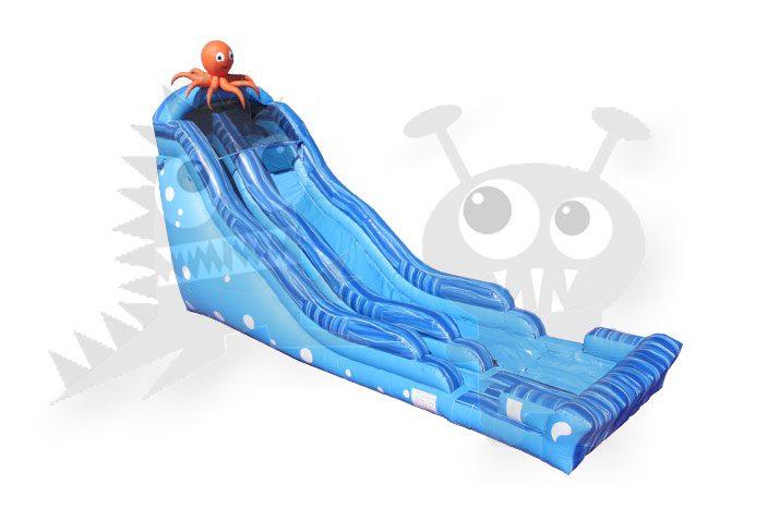 Octopus Giant Water Slide