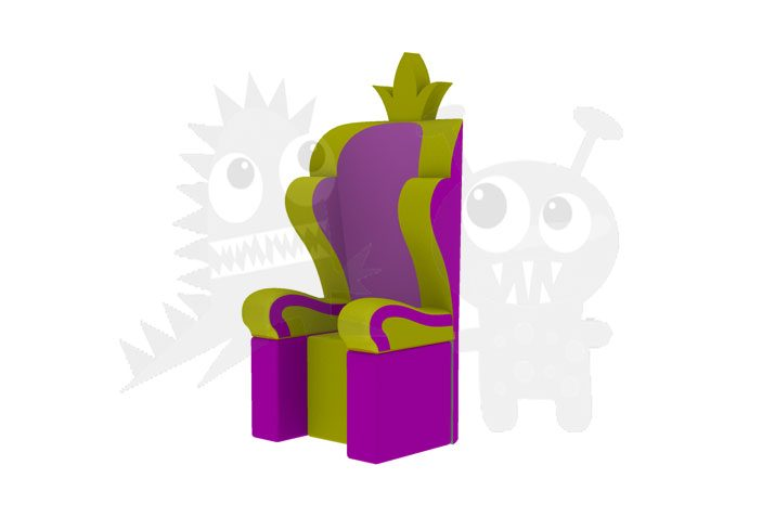 Large Inflatable Princess Chairs Commercial Inflatable For Sale