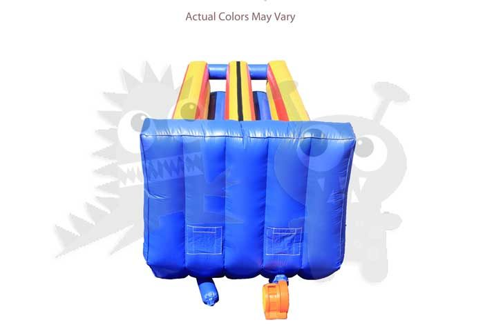 Extreme Sports Inflatable Bungee Run Commercial Inflatable For Sale