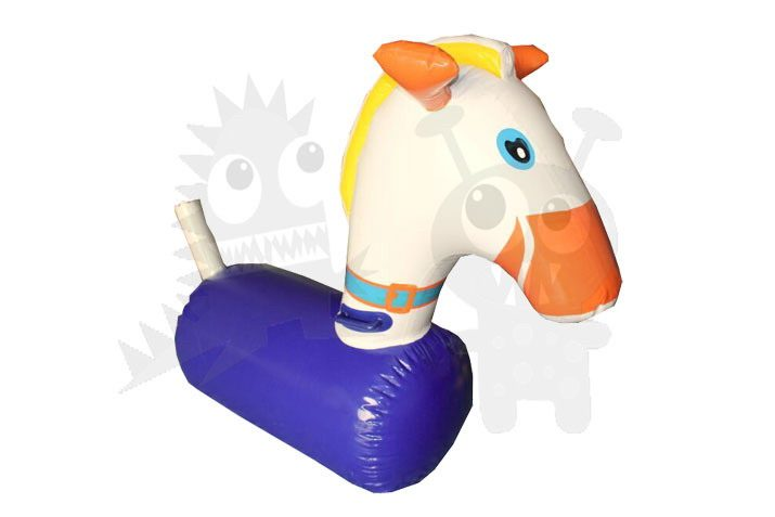 Commercial Grade Inflatable Hopping Ponies Bouncer For Sale
