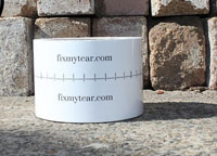 Fix My Tear Thermoplastic Polyurethane Vinyl Repair Tape